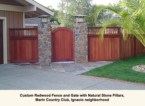 Residential And Commercial Fences Novato Ca The Fence